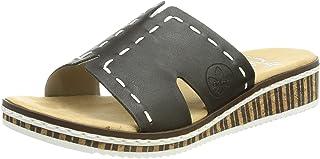 Rieker Damen V3692 Sandale