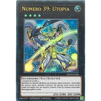 Star Pack 2014-1st Edition SP14-IT023 Numero 32: Draghetto Squalo Yu-Gi-Oh! Comune
