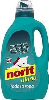 Norit Diario Toda la Ropa Detergente Líquido - 2120 ml
