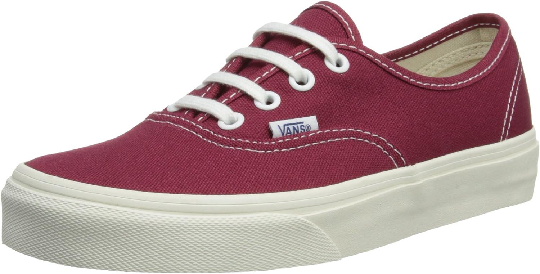 Vans Unisex Adults' U Authentic Sneaker White