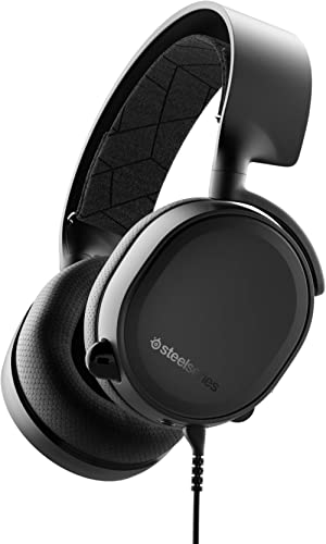 SteelSeries Arctis 3 Console - Stereo Wired Gaming Headset - for PlayStation 4, Xbox One, Nintendo Switch, VR, Androi...