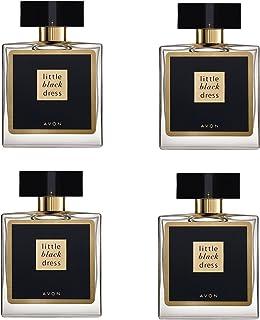 6c0e6842efa 4 X Petite Robe Noire EDP 50 ml (200ml au total)