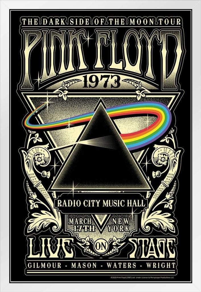 Pyramid America Pink Floyd Dark Side Tour Radio of 1973 Moon Oakland depot Mall The