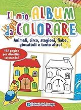 Scaricare Libri Il mio album da colorare PDF