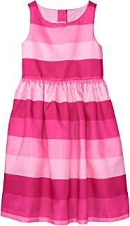 Gymboree Girls' Little Sleeveless Striped Dress