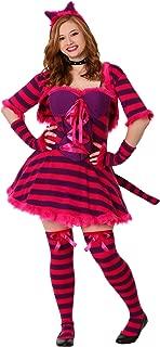 wonderland cat costume plus size