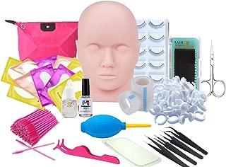 Best full set individual eyelash extensions Reviews