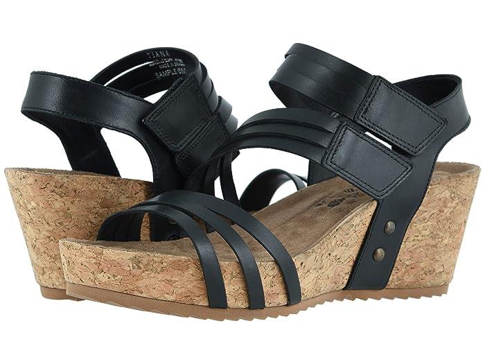 Walking Cradles  Tiana (Black Soft Atanado) Womens  Shoes