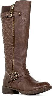 Lady's Regular Calf Knee High Riding Boots