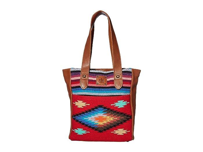 STS Ranchwear Fiesta Serape Tote bag
