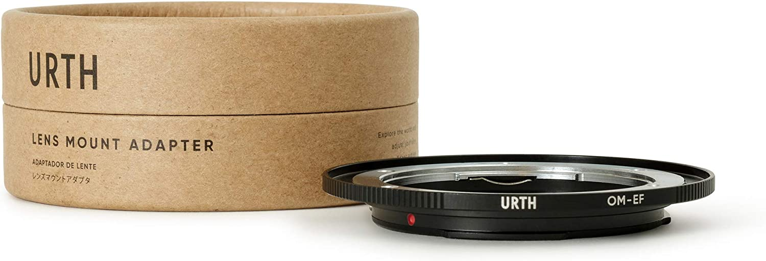 Urth Denver Mall x Gobe Lens Mount Luxury Adapter: Olympus OM with Compatible
