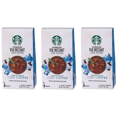 Instant Iced Coffee Amazon Com