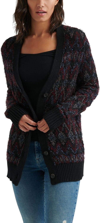 Some reservation Lucky Brand Women's Shine Cardigan Sweater Fairisle unisex
