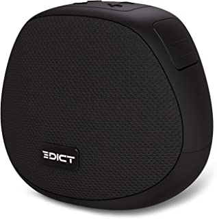 EDICT by Boat ESP01 Lightweight Portable Wireless Speaker with 5W Engaging Sound, Bluetooth V5.0, Up to 4H Playback, Built...