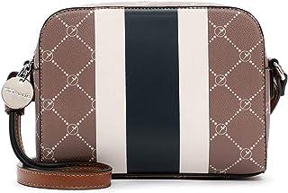 TascheTamaris Anastasia Strips Crossbody Bag Darktaupe