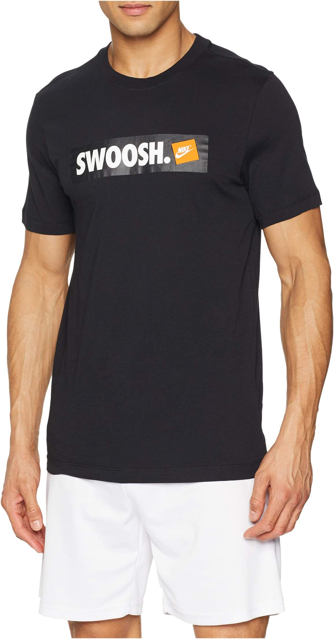 Nike NSW T-Shirt Swoosh Bumper Sticker