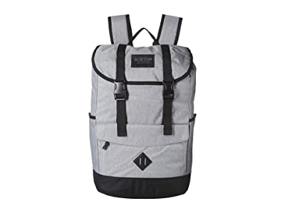 Burton Outing Pack (Gray Heather) Day Pack Bags