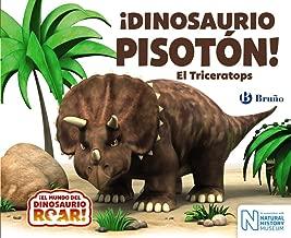 ¡Dinosaurio Pisotón! El Triceratops (Castellano - A Partir De 0 Años - Cuentos - Otros Libros)