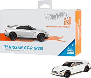 Hot Wheels id '17 Nissan GT-R (R35) {Factory Fresh}