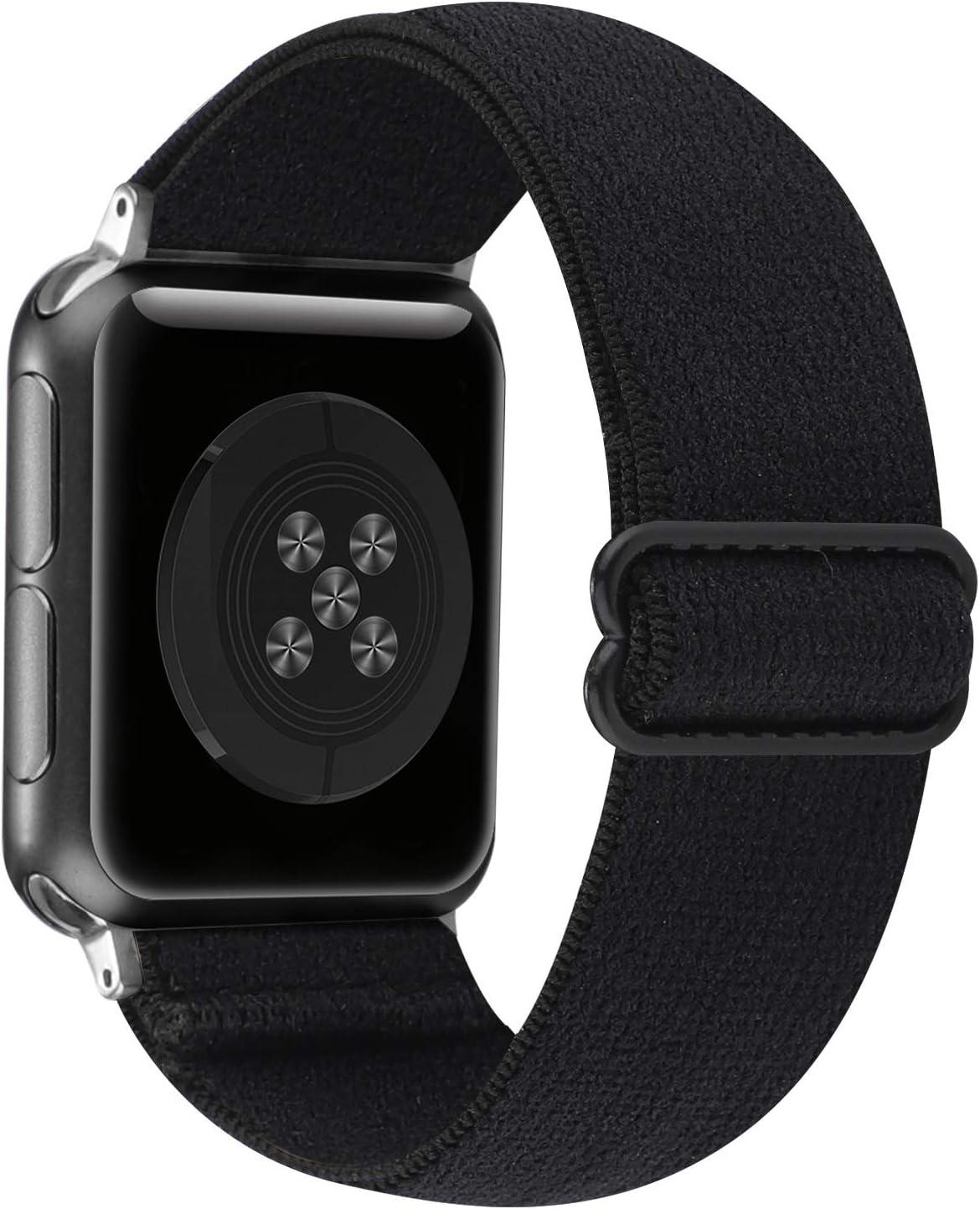 Correa De Nylon Ajustable Apple Watch Series 6/5/4/3/2/1 Se