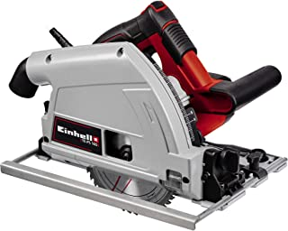 Sponsored Ad – Einhell Plunge Saw TE-PS 165 (1200 W, Tool-Free Adjustment of Cutting Depth + Tilt Angle, High-Grade Carbid...