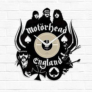Reloj diseño LP Motorhead