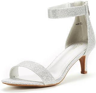 4ef9dc25d DREAM PAIRS Women s Fiona Fashion Stilettos Open Toe Pump Heels Shoes