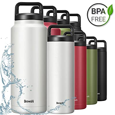 Brewsly Insulated Water Bottle