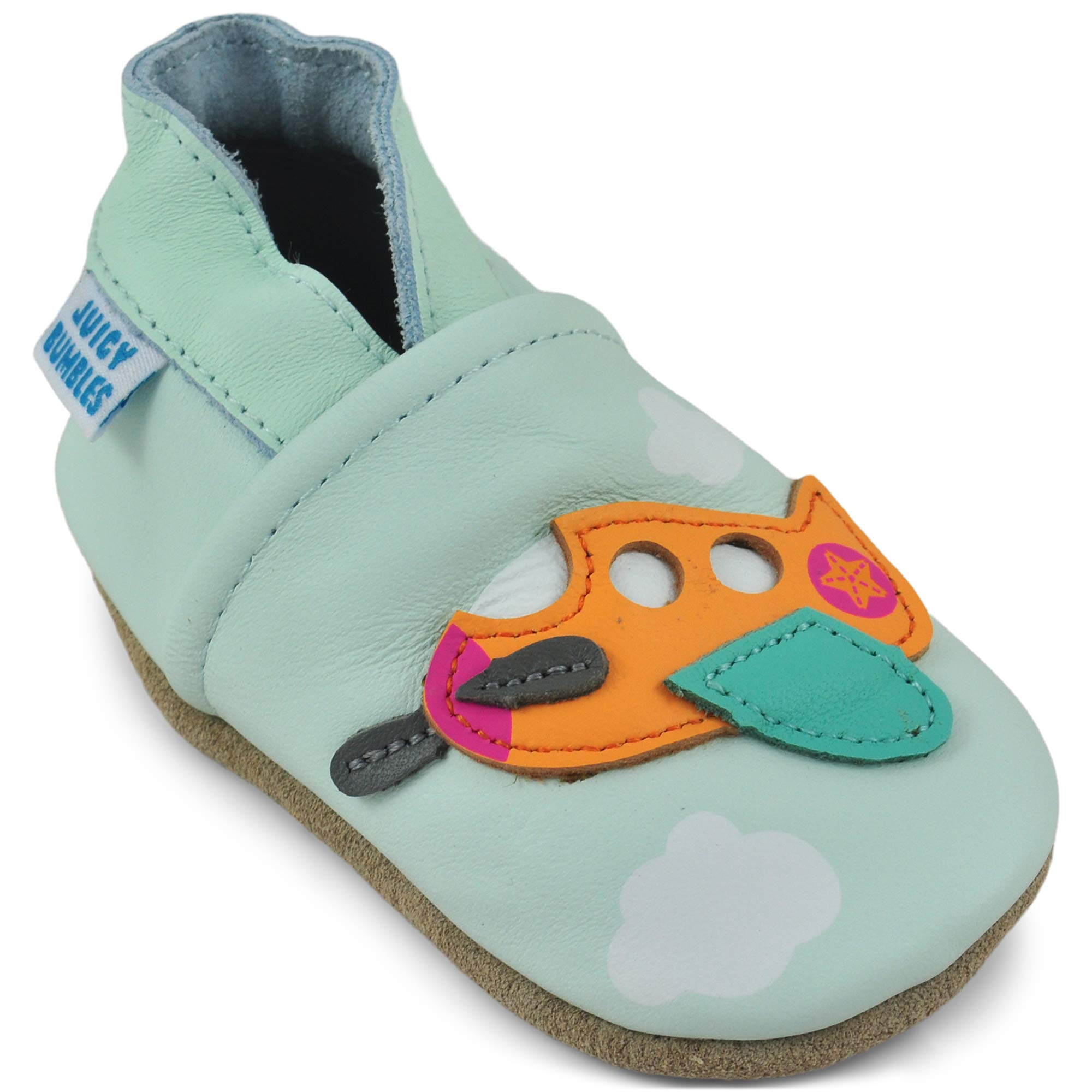 Baby Shoes with Soft Sole - Baby Girl
