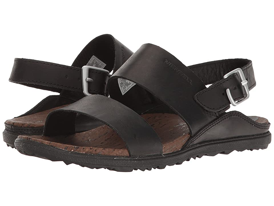 Merrell Around Town Backstrap (Black 1) Women