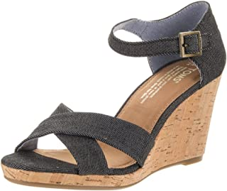 TOMS Women's Sienna Wedge Shoes