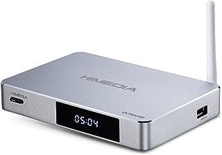HIMEDIA Q5 PRO 4K (Ultra HD) & 3D Mediaplayer Android 7.0 Smart TV Box / Mini PC (4K Ultra HD up to 60fps incl. 8/10-Bit H...