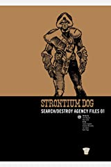 Strontium Dog: SD Agency Files 01 Kindle Edition