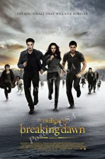 Posters USA - The Twilight Saga Breaking Dawn Part 2 Movie Poster GLOSSY FINISH - MOV821 (24