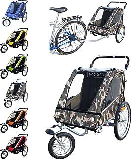 PAPILIOSHOP LEON Remolque carrito para el transporte con kit