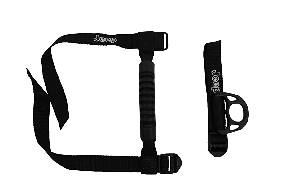 Jeep Genuine Accessories 82207660AB Grab Handle and Clothes Hook