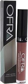 Ofra Long Lasting Liquid Lip Gloss For Women, Aries, 0.2 Ounce