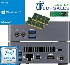 Gigabyte BRIX Ultra Compact Mini PC (Skylake) BSi5-6200 i5 500GB SSD, 32GB RAM, Windows 10 Home Installed & Configured