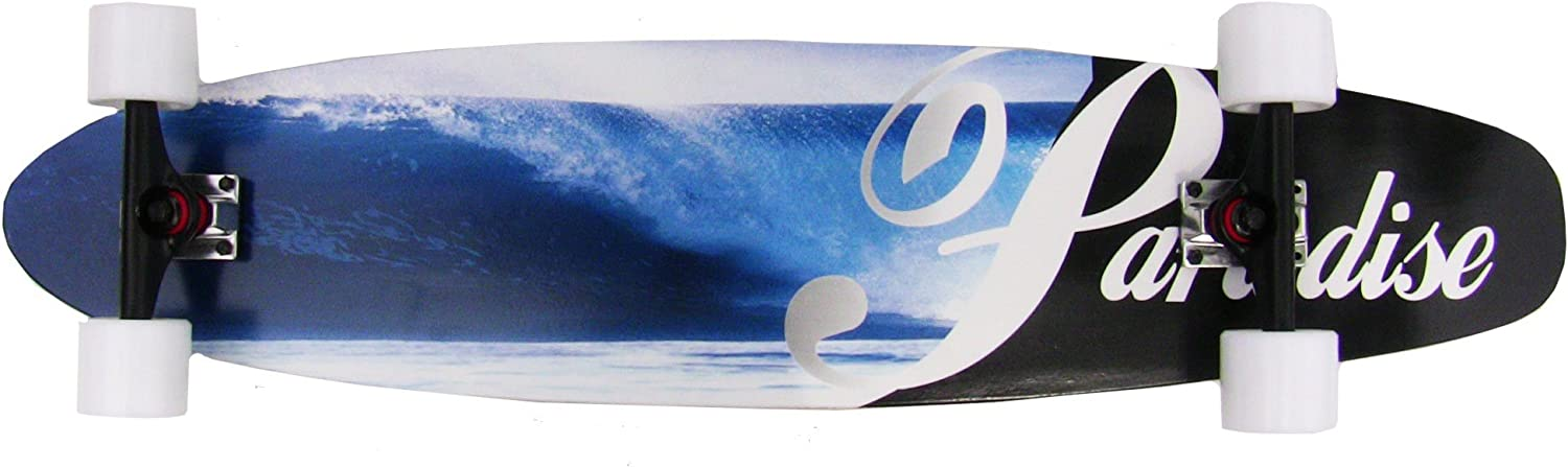 Paradise Wave Fade Complete Longboard (9 x 40Inch)