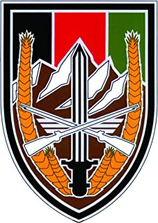 US Forces Afghanistan Unit Identification Badge