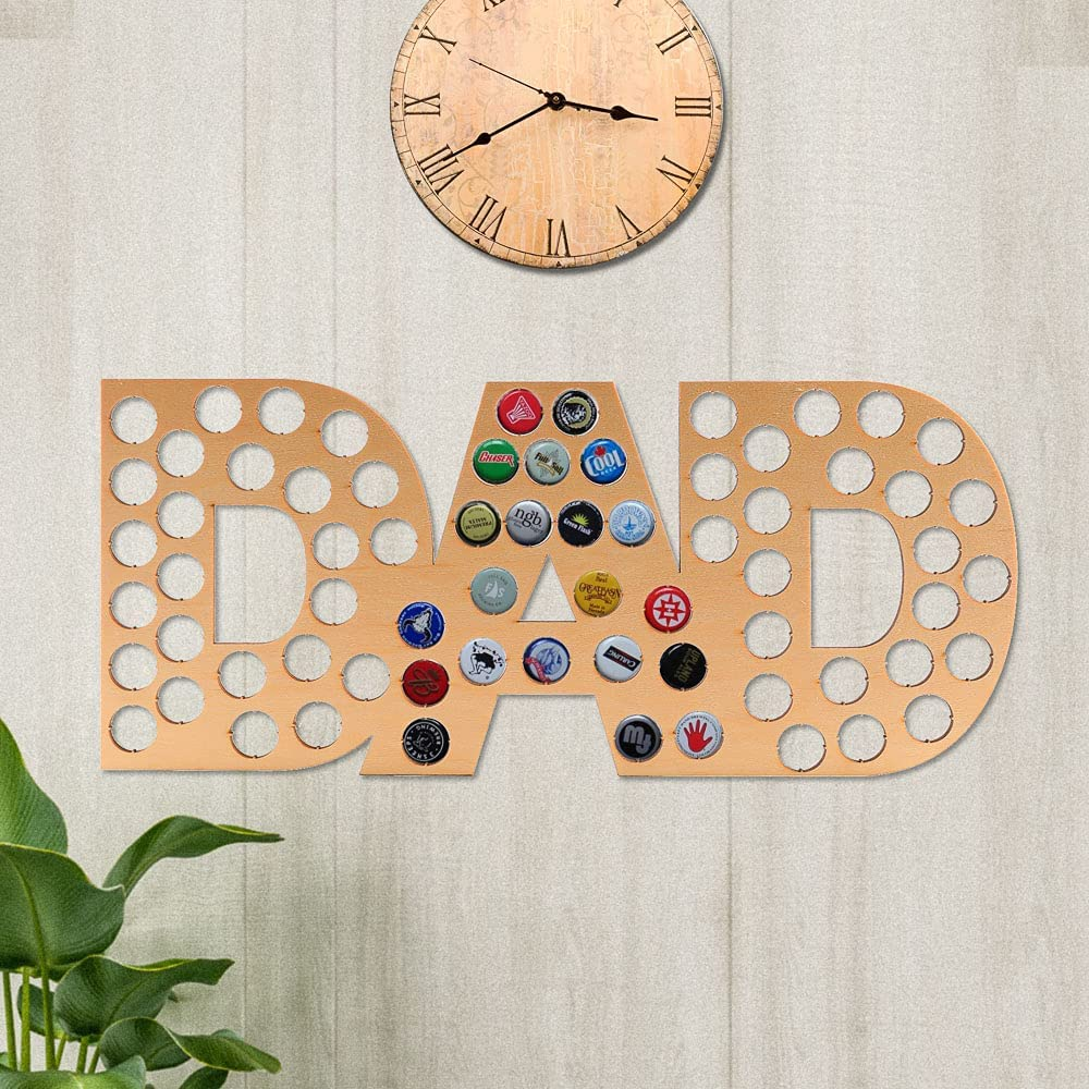 Beer Bottle Cap Holder Wall Tulsa Mall Bee Collector Art-beer Outlet SALE