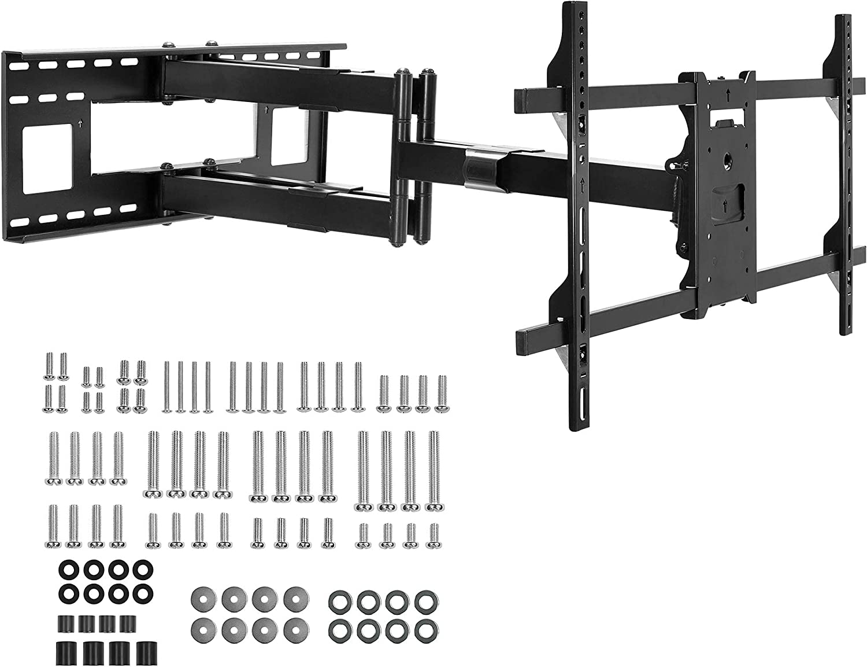 Overseas parallel import regular item Mount-It Long Extension TV Mount Super intense SALE Dual Full Arm Bra Wall Motion