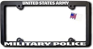 James E. Reid Design US Army Military Police License Frame