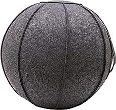 Generic Yogabalhoes Hoes Beschermhoes voor Zitbal, Fitnessbal, Yogabal, Office Bal, Oefenbal 65cm