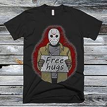 Free Hugs - Jason Voorhees - 94 TShirt Gift For Men Women