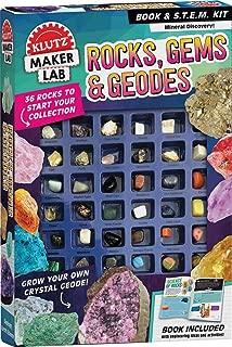 Klutz Rocks, Gems & Geodes Maker Lab