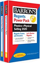 Regents Physics--Physical Setting Power Pack 2020 (Barron's Regents NY)
