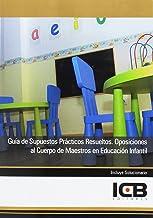 10 Mejor Supuestos Practicos Educacion Infantil Resueltos Andalucia de 2020 – Mejor valorados y revisados