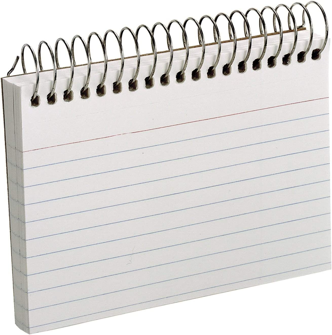 Oxford 40282 Spiral Bound Index Perforated Cards Ruled Super Special SALE sold out held 3-Inch x5