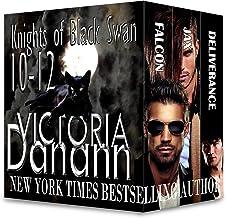 Knights of Black Swan Paranormal Romance Series, Books 10-12 (Knights of Black Swan Box Set Book 4)